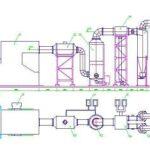 Lò đốt chất thải nguy hại CEETIA-CN 150