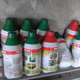 Các biện pháp xử lý đất bị ô nhiễm thuốc bảo vệ thực vật