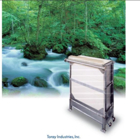 Công nghệ MBR trong xử lý nước thải sinh hoạt